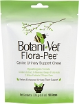 BotaniVet Flora-Pee Canine Urinary Support Chews - 90 Count