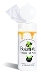 BotaniVet Natural Pet Wipes - ON SALE   ****SHORT DATED, EXPIRATION DATE  6/30/2021